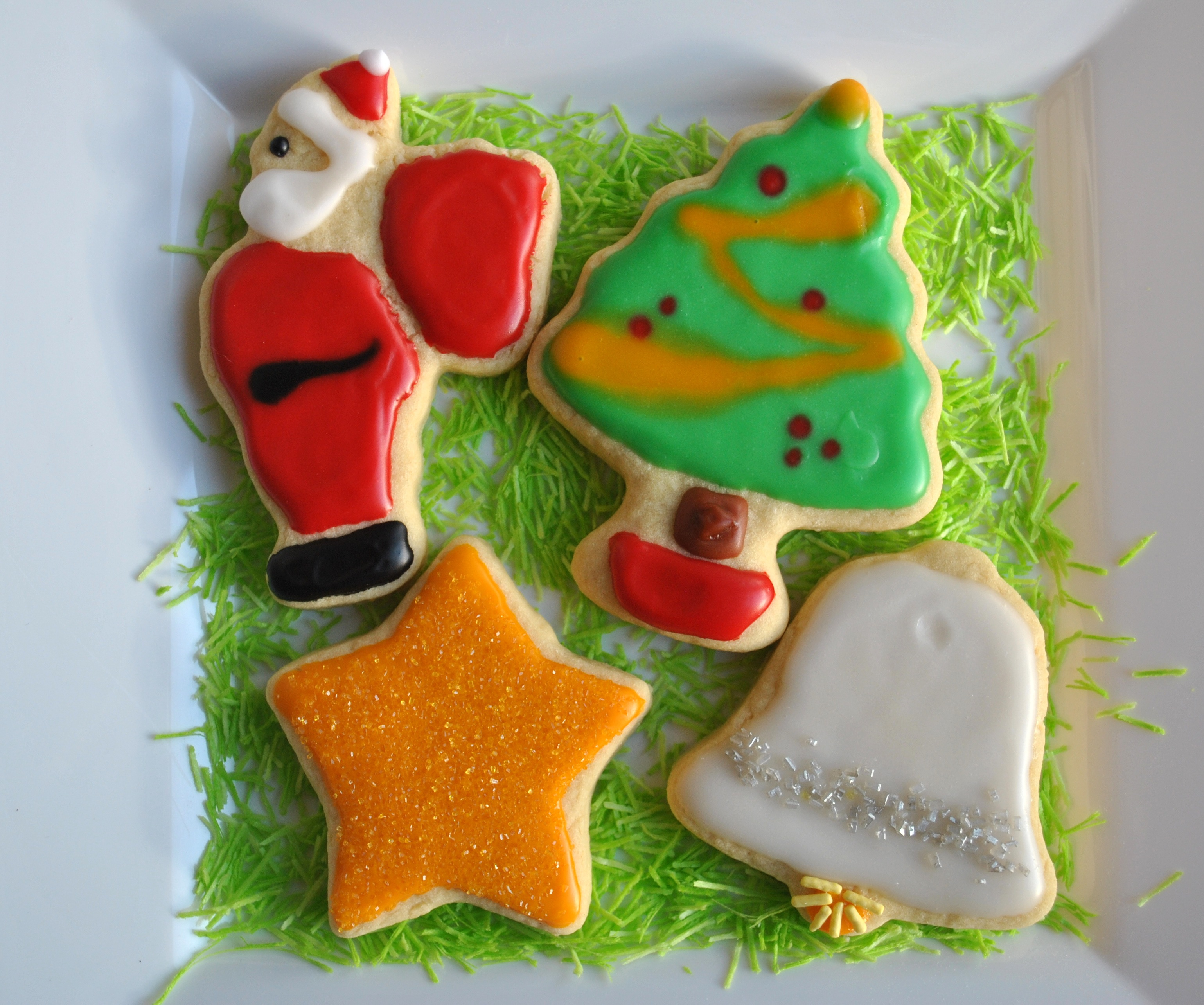 Old Fashioned Christmas Cookies | Mama Mayer Bakery