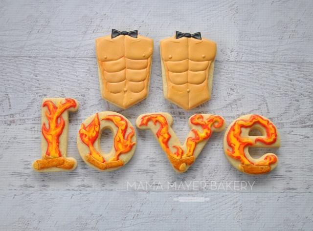 burning love wm